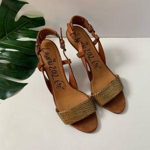 Lanvin heels, size 37.5